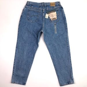 Vintage 80's 90's Lee High Waisted Mom Jeans